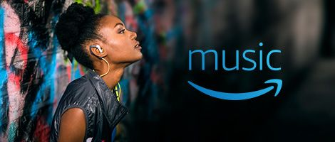 Prime Music is a benefit of an Amazon Prime membership,