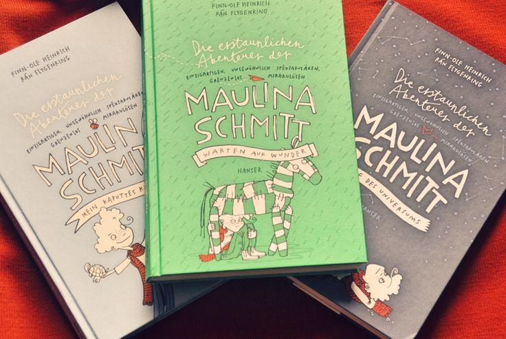 Maulinas erstaunliche Abenteuer ...