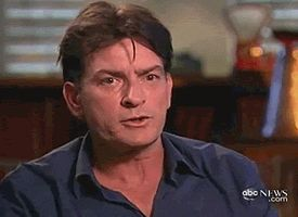 WHAT THE -- Charlie Sheen Pulled A Knife On His Dentist While HIGH On Cocaine!