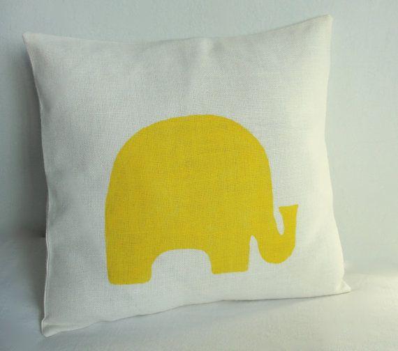 Linen Pillowcase by Limonera on Etsy, $16.00