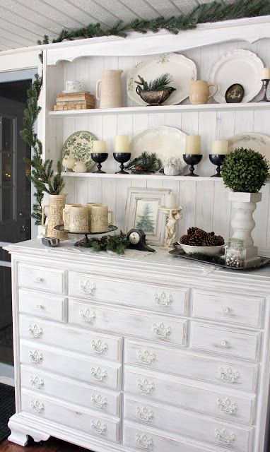 195 Best China Hutch Buffet Images On Pinterest