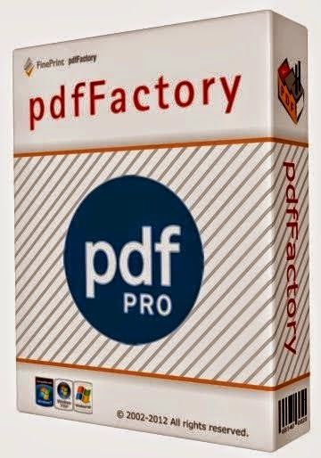 pdfFactory Pro 5.12 Workstation / Server Edition (7.4 MB) Free Download | Software And Apps