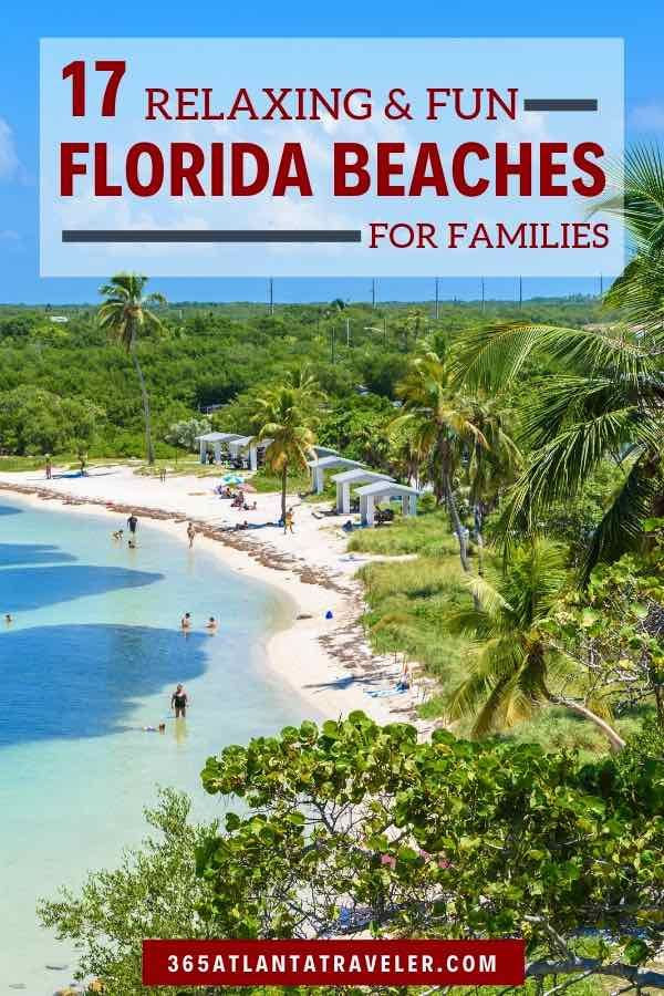 Florida Family Travel Not Sure Which Beach To Visit On Family Vacation This Post C Rv Parks In Florida Best Family Vacation Destinations Best Island Vacation