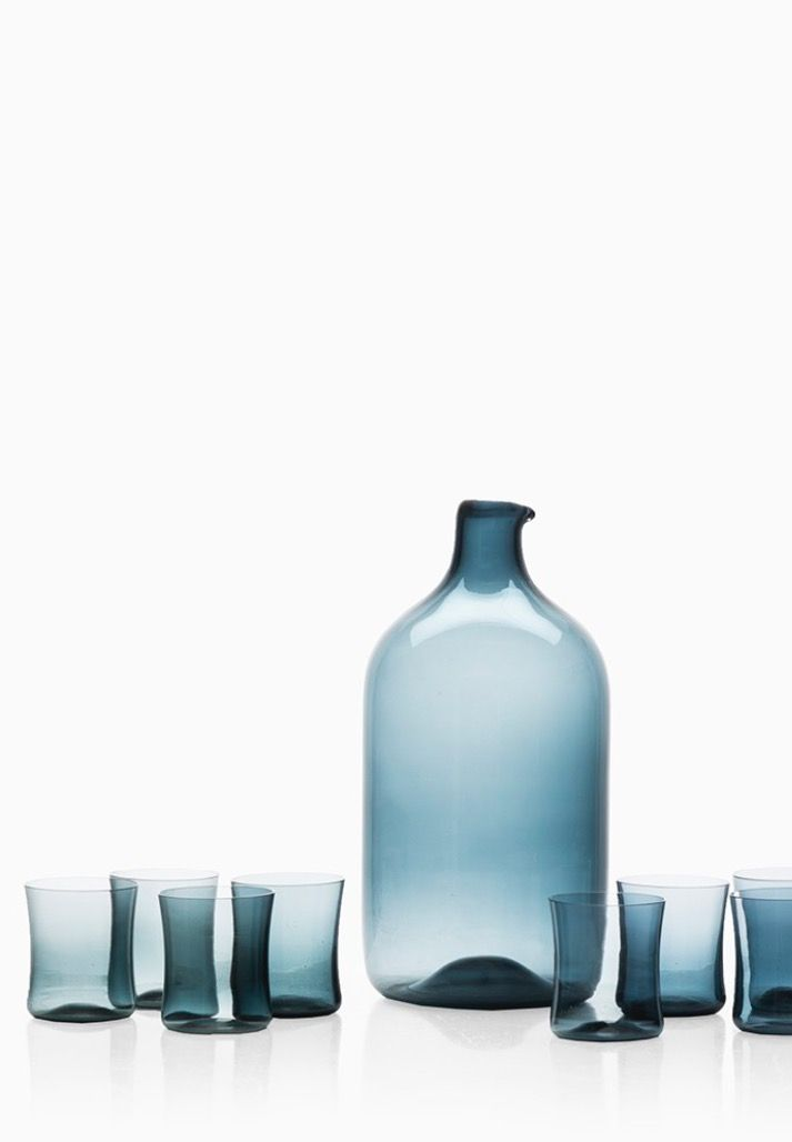 Timo Sarpaneva | Iittala | Pullo Glassware