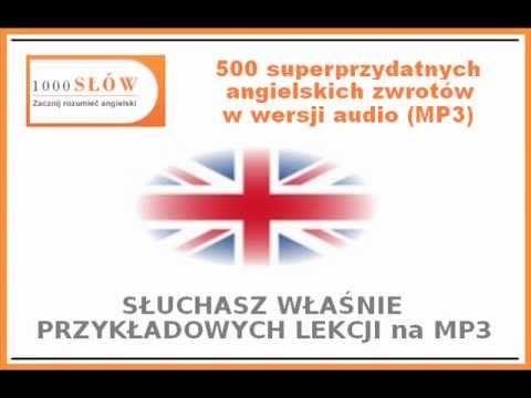 ANGIELSKIE ROZMÓWKI - Jak Szybko Nauczyć się Rozmawiać po Angielsku? - 5...