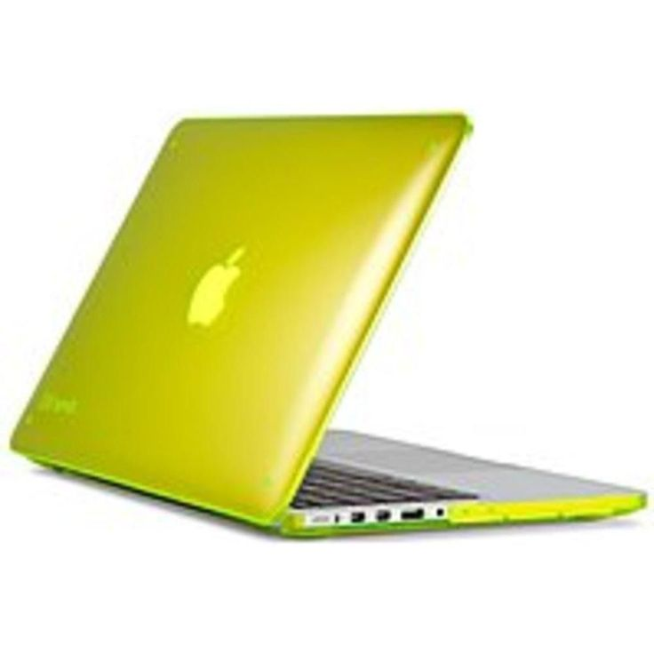 Speck Products SPK-A2974 MacBook Pro with Retina display Case - MacBook Pro (Retina Display) - Lightning Yellow - Polycarbonate