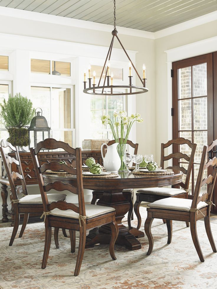 50 best Inspiring Dining Rooms images on Pinterest