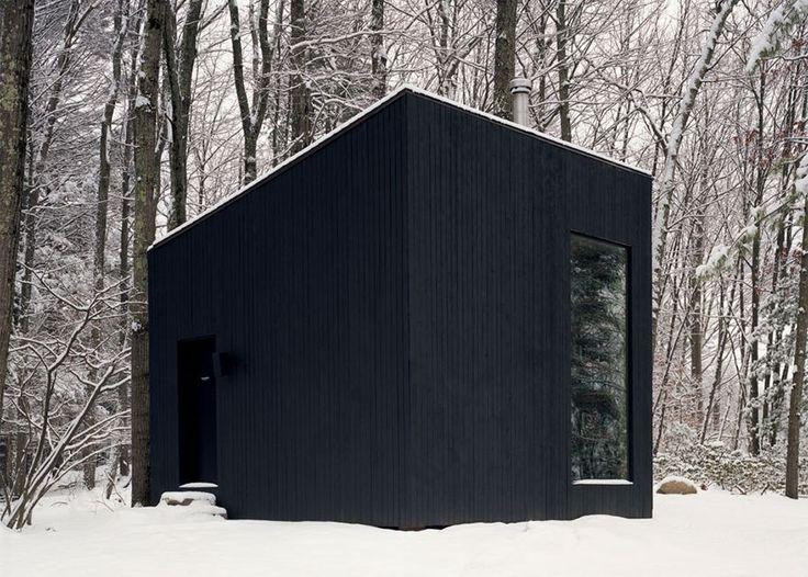 Cette bibliothèque isolée dans les bois est un paradis des amoureux des livres  2Tout2Rien