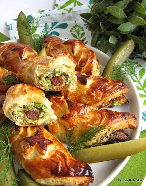 Smaczna Pyza sprawdzone przepisy kulinarne: Francuskie przekąski czyli bogate francuzy