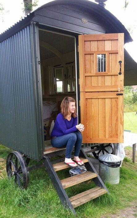 Shepherds hut 1