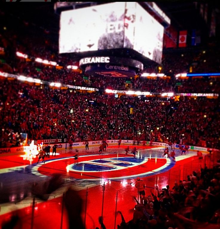 Montreal vs Toronto, what a rivalry. Elite Sports Tours offer bus tours to Montreal to watch the Leafs and Habs battle in the Bell Centre.
