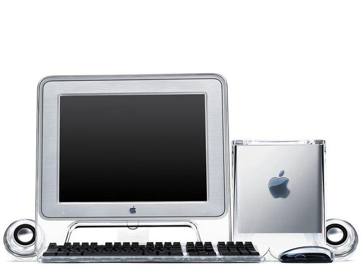 Power Mac G4 Cube.