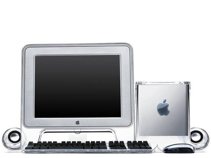 Power Mac G4 Cube.