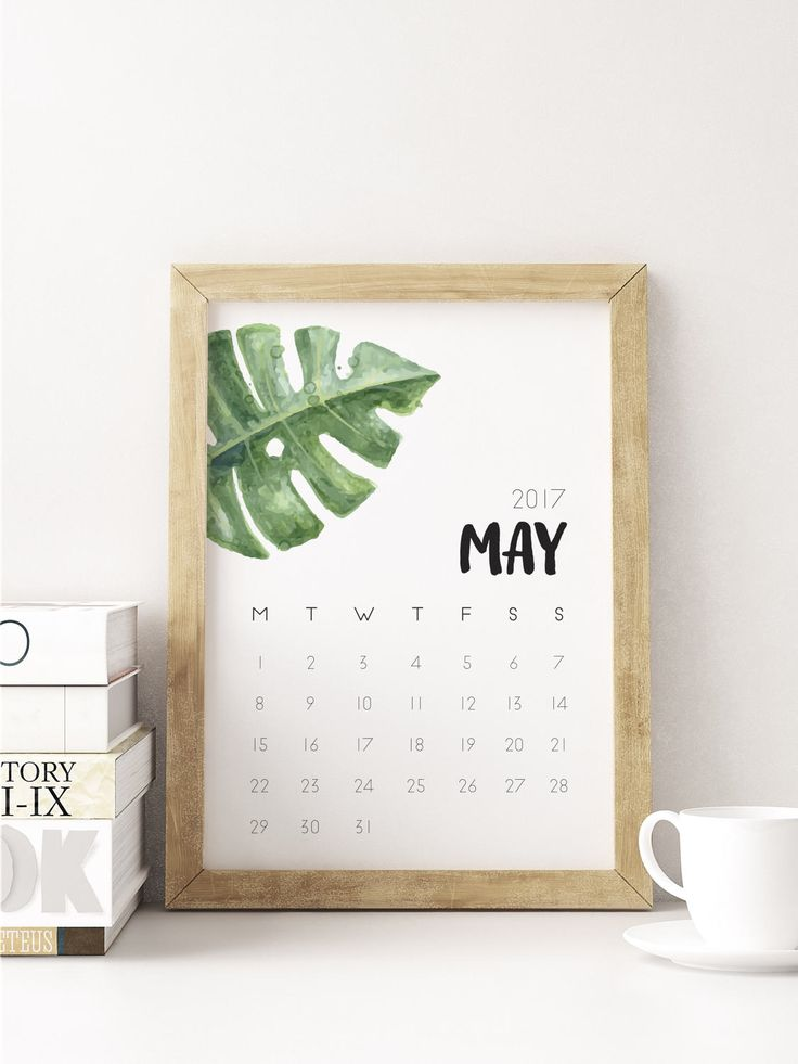 May Calendar Decorations : Besten kalender bilder auf pinterest