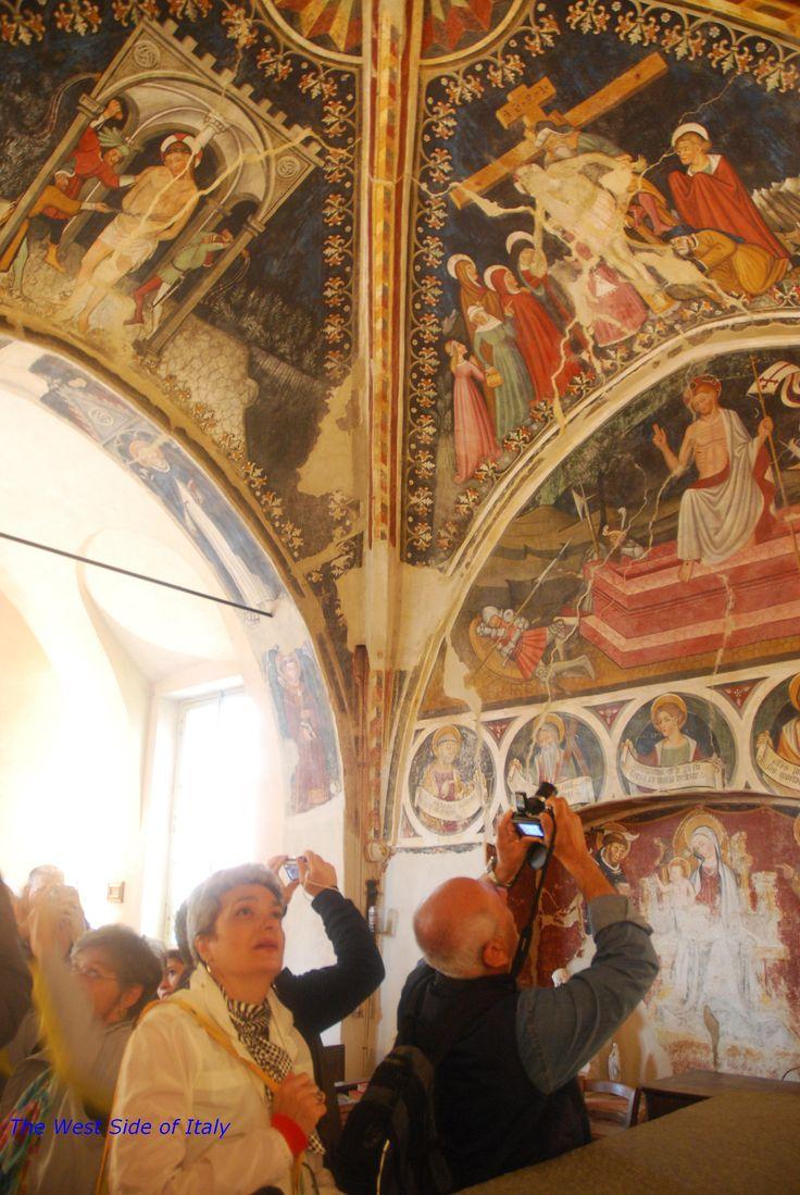 Piemonte, Provincia di Cuneo, Mondovì, Cappella della Croce #Italy #Piemonte #provinciadicuneo #Mondovi #arte #gotico #visitpiemonte #piemonteturismo #wonderfullexpo2015 #Italy_Travel