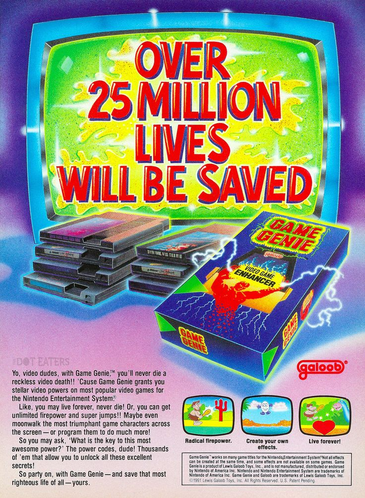 You want to live forever? (1991) #NES #bitstory