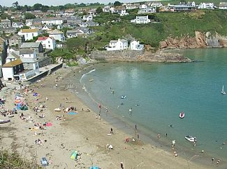 Holiday Home in Gorran Haven, Cornwall, England. Book direct with private owner. E2575