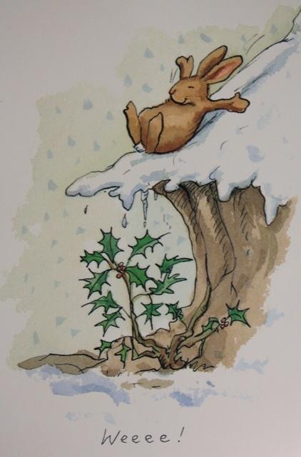 The Raspberry Rabbits: Snow Cream Recipe!