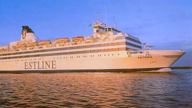 Date: September 24, 1994 Location: Baltic Sea Official death toll: 852  The MS Estonia was in choppy water when passengers began hearing loud metallic bangs, the sound of waves hitting the cargo doors. In a matter of minutes, they had separated, allowing water to pour into the lower deck, before the ships four engines cut out completely. Massive flooding kept those on the lower deck from making it out; only those on the upper deck were able to escape.
