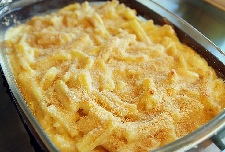 Baked Macaroni and Cheese, ein leckeres Rezept aus der Kategorie Pasta & Nudel. Bewertungen: 65. Durchschnitt: Ø 4,0.