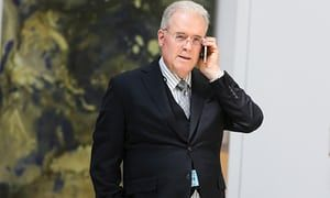 Robert Mercer invested offshore dark money to sink Clinton. He must be delighted | Jill Abramson | Opinion | The Guardian