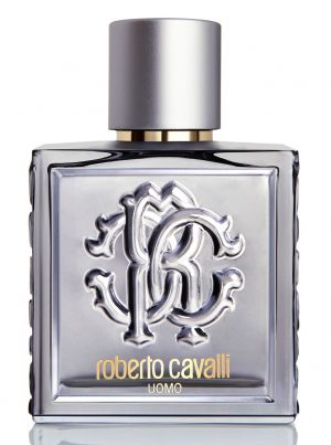 Roberto Cavalli Uomo Silver Essence Roberto Cavalli za muškarce ... 65c372b367