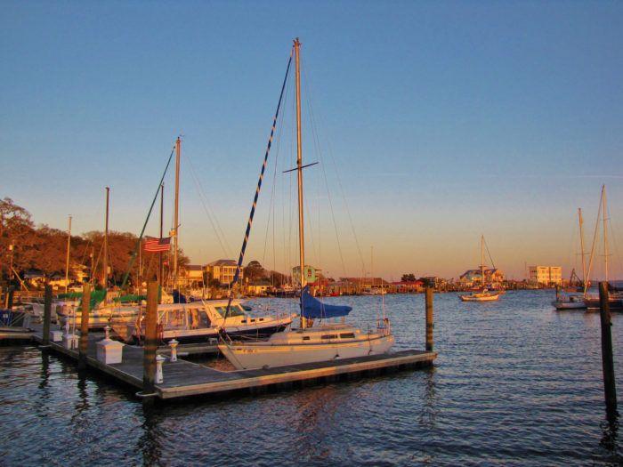 Southport North Carolina Is The Most Scenic Small Town Along The North Carolina Coast