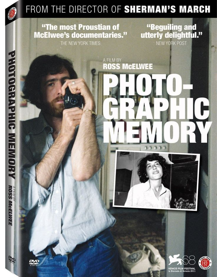 Ross Mcelwee photographic memory