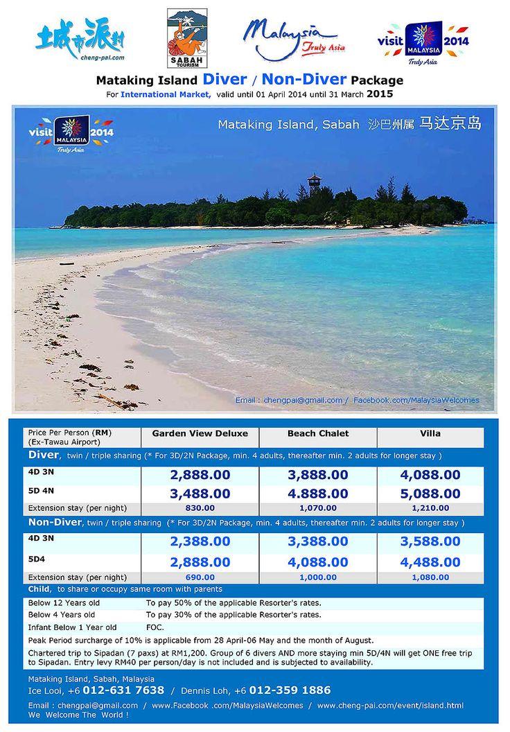Package_International Market_Mataking Island, Sabah, Malaysia