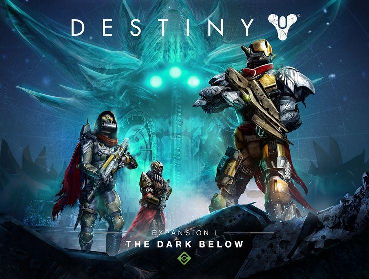 Destiny: The Dark Below | Flickr - Photo Sharing!