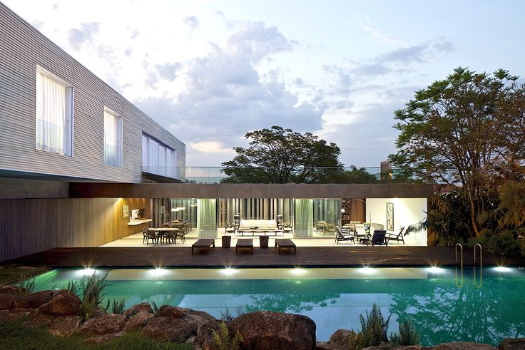 Casa Piracicaba || Isay Weinfeld | home #architecture