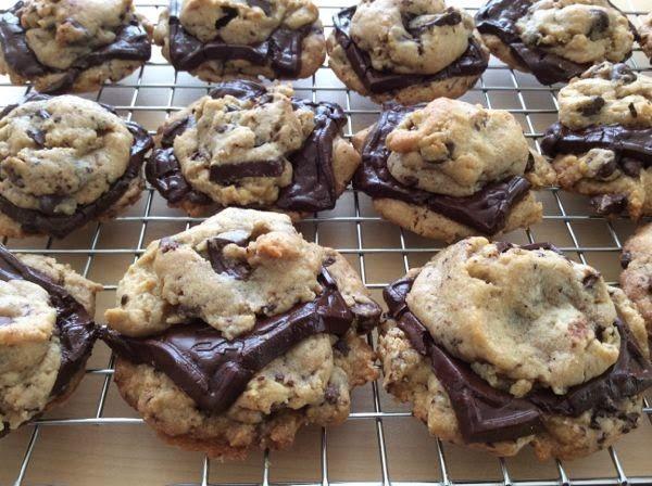 Explosive Chocolate Chip Cookies