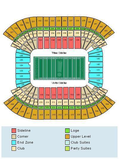 Tennessee Titans vs. Houston Texans Game Tickets 01/01/17 (Nashville, TN)…