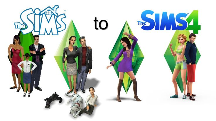The Sims And The Changes We See As Gamers.