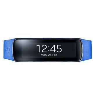 Wyraź siebie dzięki oryginej wymiennej bransoletce do Galaxy Gear Fit. Opaski możesz wymieniać w zależności od nastroju i okazji.  Produkt w kolorze niebieskim.