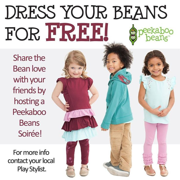 Who else dreads the thought of heading to the busy shopping mall to get your back to school shopping done? Make back to school shopping for your kids stress free when you host a soiree! PLUS! As a hostess you can dress your Beans for FREE and shop your favourite playful styles at 50% off. Contact your local Play Stylist for more information. View the Fall 2015 Catalogue here » http://bit.ly/1IDmGPM Find your local Play Stylist » http://bit.ly/OT6lvD