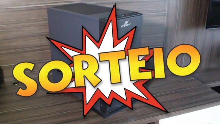 ÚLTIMA CHANCE!! - Sorteio PC Gamer