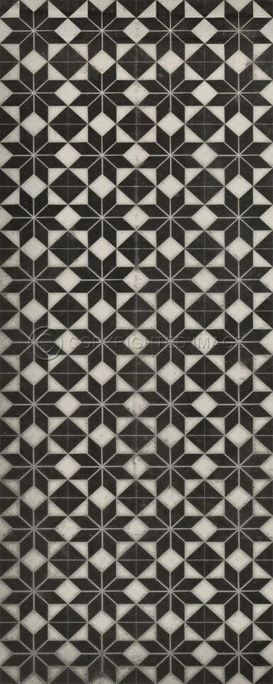Pura Vida Home Decor - Pattern 20 Stargazer (no border) vinyl floor cloth, $50.00 (http://stores.puravidahomedecor.com/pattern-20-stargazer-no-border-vinyl-floor-cloth/)