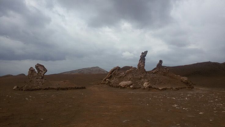 Las tres marías, San Pedro de Atacama, II región de Chile