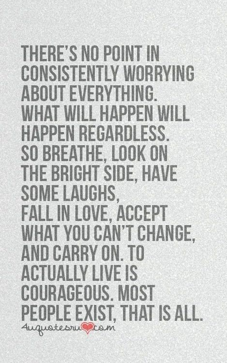 Just breathe!!! Life Quotes, Remember This, Crossword Puzzles, Worry Quote, Live Life, Love Quotes, Cute Life Quote, Peo...
