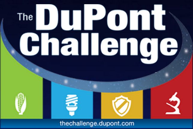 dupont challenge science essay competition 2012 The latest tweets from the dupont challenge (@dupontchallenge) north america's premier science essay competition for grades 6-12.