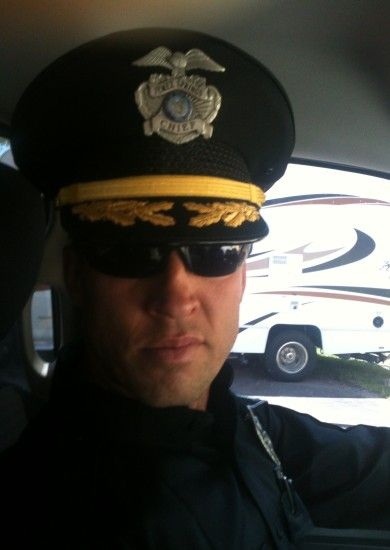 """Police chief, Shane Harger, has been ordered to disband his entire police department due to his """"political affiliations.""""What are his 'political affiliations'? Chief Harger attended the 'Constitutional Sheriffs and Peace Officers Association (CSPOA)' in Las Vegas this week.CSPOA is an organization under which law enforcement officers gather to re-affirm their commitment to uphold and defend the Constitution.On his flight out to Vegas to the convention, Chief Harger was detained by TSA and a…"""