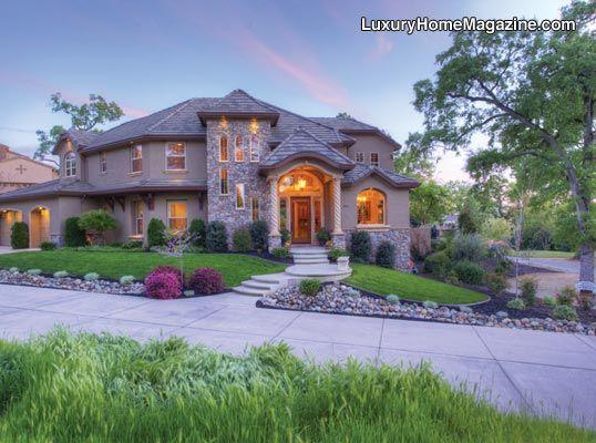 257 best Sacramento Luxury Home Magazine