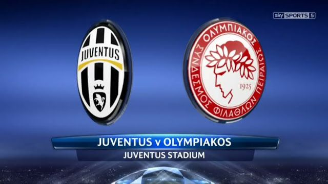 Berita24 - Prediksi Juventus vs Olympiakos 28 September 2017