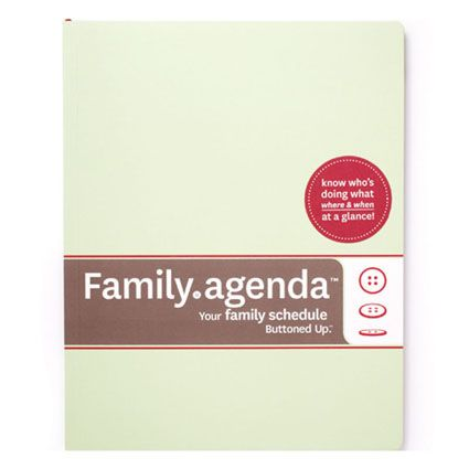 175 best Planners \ Calendars images on Pinterest Diary planner - family agenda