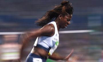 Olympian Christine Ohuruogu On The Pressure Facing Young Female Athletes Today