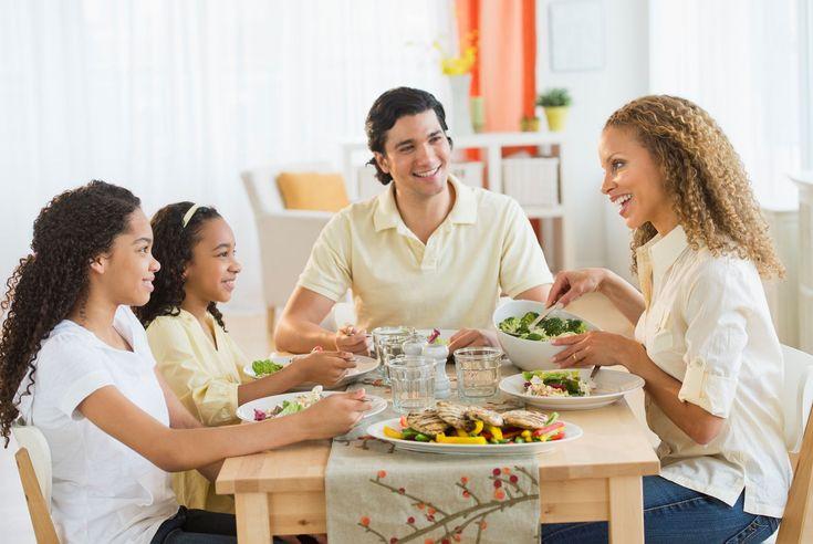 Evening meals around the world