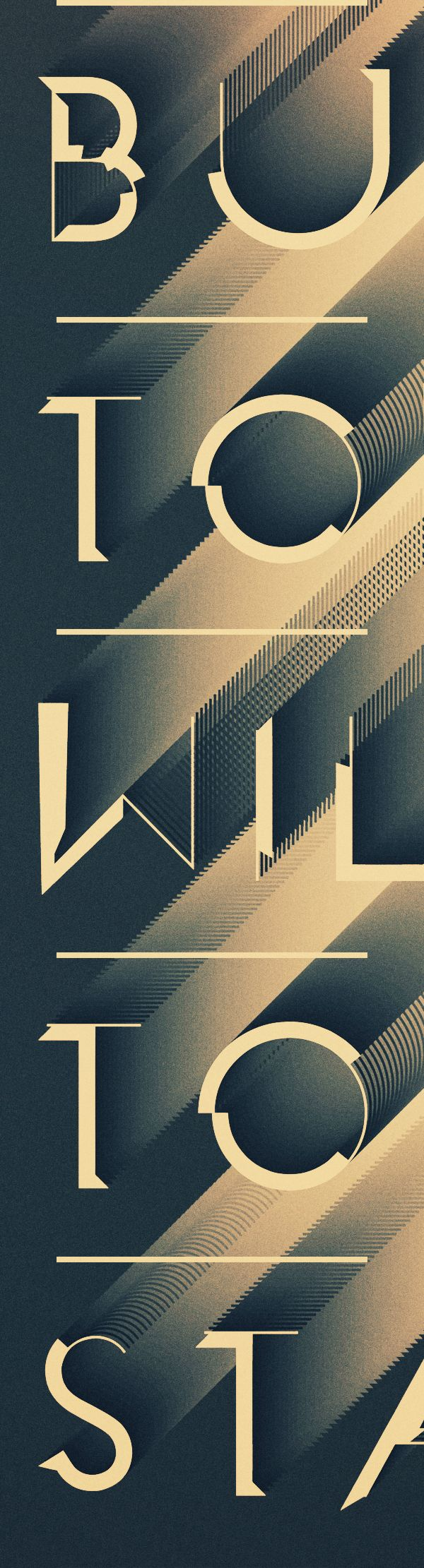 Atelier Olschinsky #atelierolschinsky #grafica #gradient #lettering #type #vintage #deco #futurismo