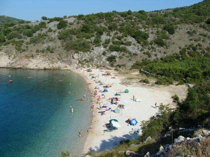 Strand Potovosce - Vrbnik