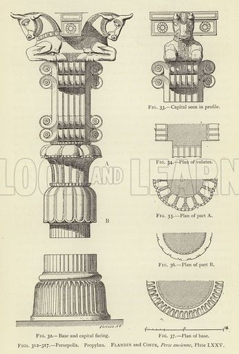 Persepolis, Propylaea